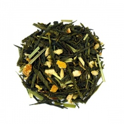 Sencha Ginger Lemon Bio, Nr. 124